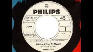 Hi-Max Collectors - Frankie Valli - I Make A Fool Of Myself.