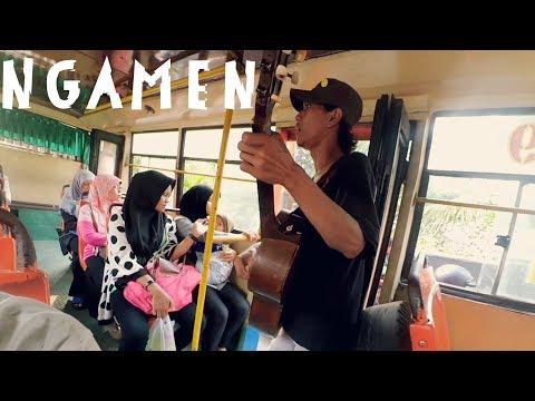 Demi Masa - Pengamen Metromini, Bikin Para Penumpang Terenyuh