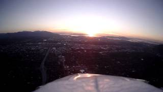 Sugarhouse Sunset FPV