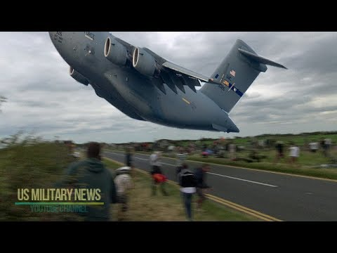 One Of Largest Military Cargo Aircraft In The World YouTube - Largest military in the world