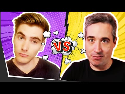 I Challenged The CSS King To A CSS Battle