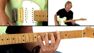 Modal Guitar Lesson 11 Phrygian The Moments - Robbie Calvo.mp3