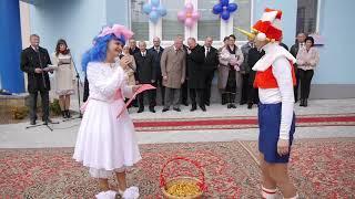 Открытие 12 сада в Новогрудке (Фото-видеосъёмка Новогрудок,Лида,Барановичи,РБ)