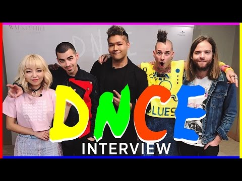 14 Questions with DNCE (Interview In Korea)