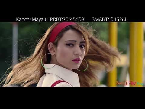 Kanchhi Mayalu   New Nepali Movie BABY I LOVE YOU Song Santosh Khadgi, Pooja Tiwari, Cartoonz Crew