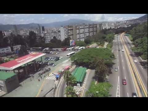 Cable car Caracas