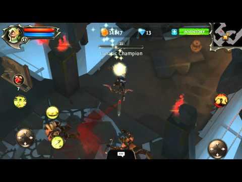 Dungeon Hunter 4 Android Gameplay Part 16 Clockwork Dungeon