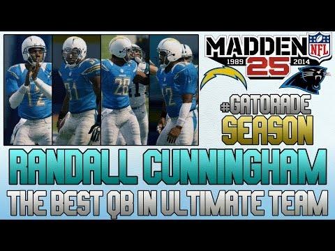 Madden 25 MUT | Ultimate Team Gameplay | Randall Cunningham Game#2
