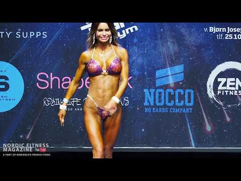Bikini Fitness Beautiful Amazing Class! PRO Qualifier Prejudging Under 163cm