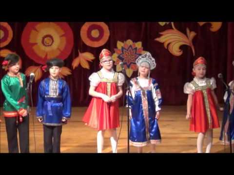 В Вильнюсе -  фестиваль Веселые частушки . Часть 2
