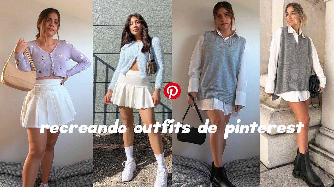 Recreando Outfits de Pinterest con ropa de nihaostyles