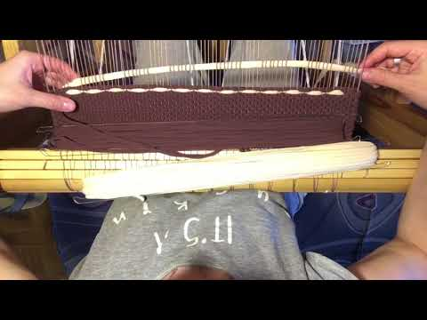 Браное ткачество (урок самоучки новичкам)