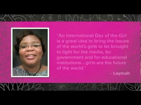 Why is the International Day of the Girl Child important? on YouTube