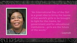 Why is the International Day of the Girl Child important?