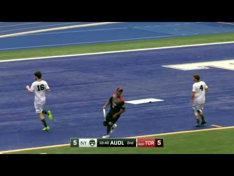 Game Highlights: New York Empire at Toronto Rush — Week 17
