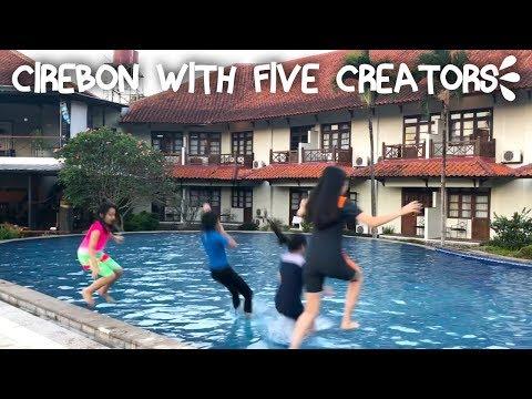 ADELVLOG #24 CIREBON WITH FIVE CREATORS | Adel Ivanka