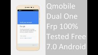 ดาวน์โหลดเพลง Qmobile S1 Pro Frp Remove Google Account หรือ