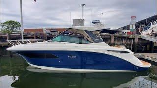 2020 Sea Ray 320 Sundancer Boa…