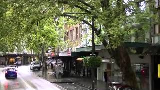 Sydney City Bus Tour - Australia, Part 1