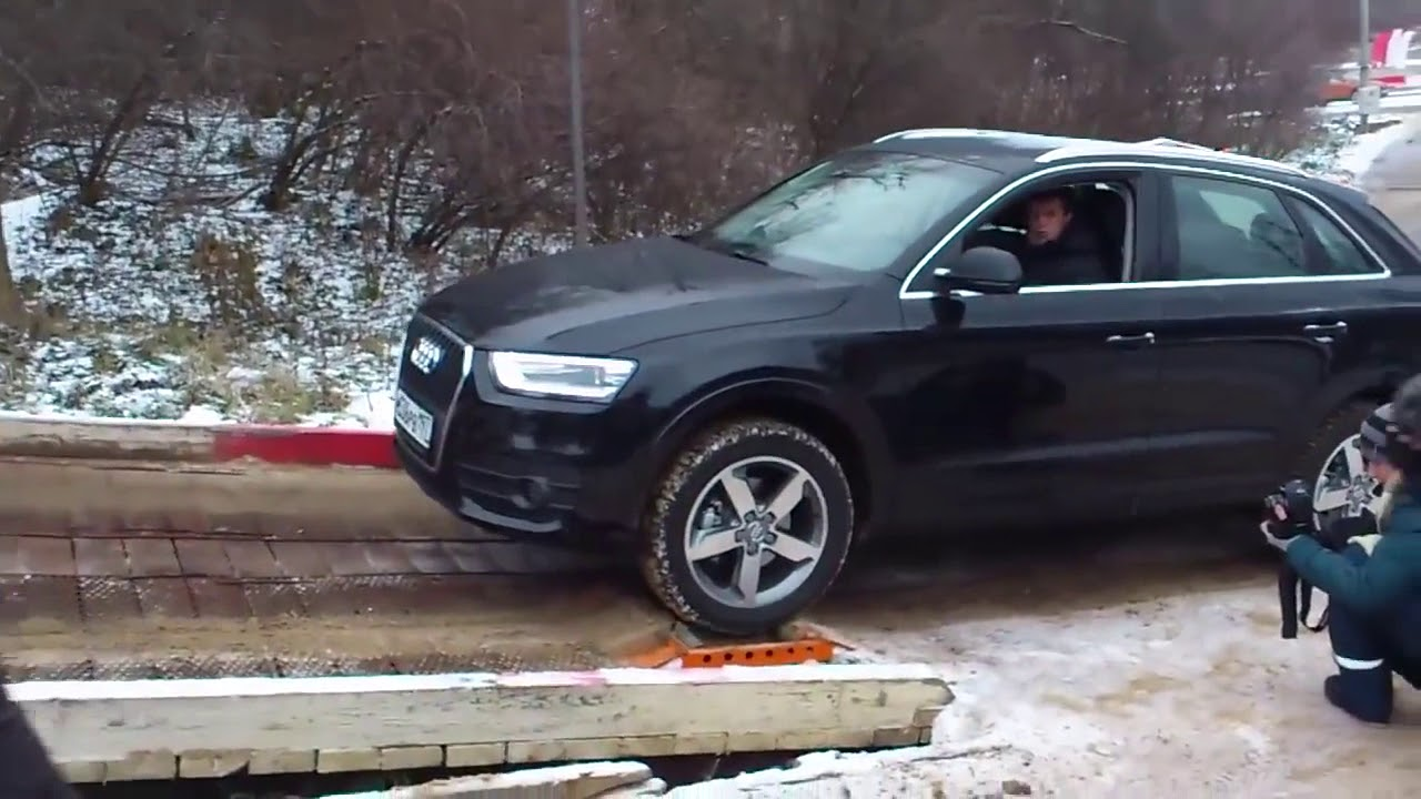 Wd Test AUDI QUATTRO VS BMW XDRIVE YouTube - Audi 4wd