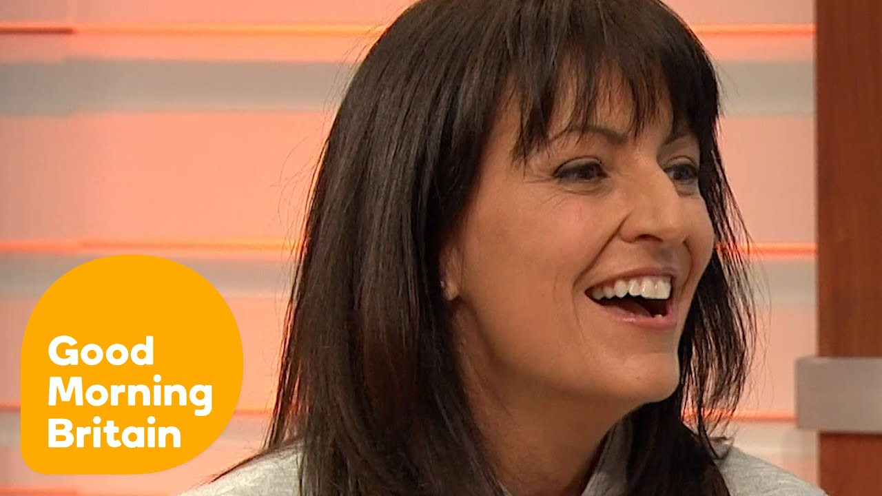 Davina McCall Shares Her Biggest Career Mistake | Good Morning ...