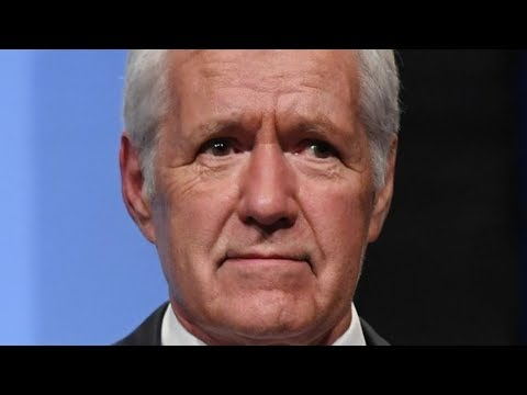 """None - Alex Trebek Isn't Stepping Down From """"Jeopardy"""""""