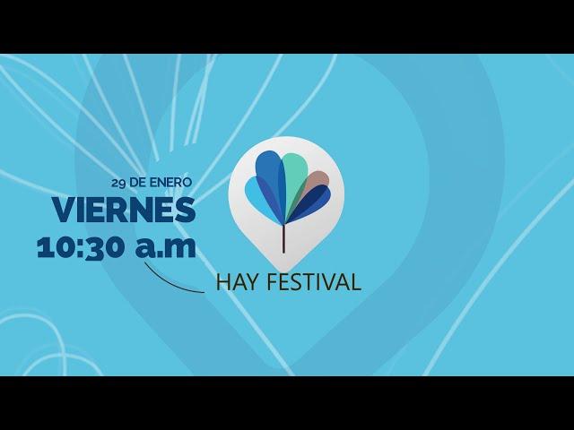 Hay Festival Cartagena 2021: Marieke Lucas Rijneveld y Gloria Susana Esquivel - 29 de Enero