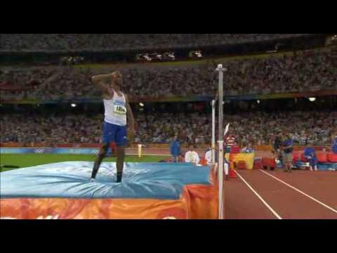 Germaine Mason - 2.29 Qual Olympics.