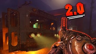 TOWN 2.0 ZOMBIES! INSANE TOWN REMAKE! (Call of Duty Black Ops 3 Custom Zombies Map)