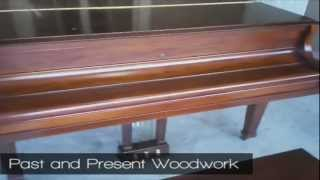 Past And Present Woodwork™ - Restoration Of A Baby Grand Piano