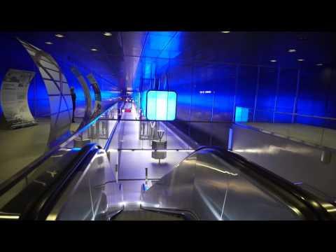 Subway HafenCity Universität Hamburg