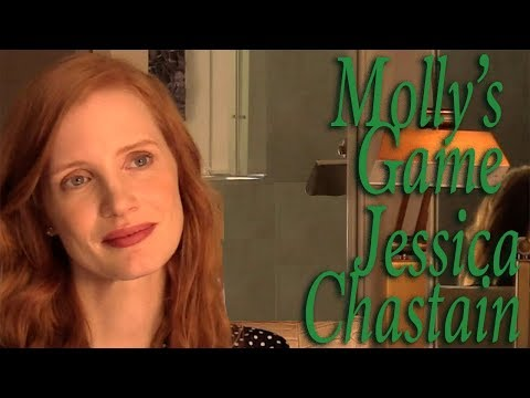 DP/30: Molly's Game, Jessica Chastain