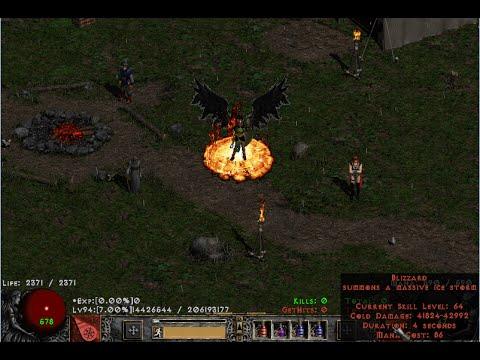Newmap Boss Diablo 2 Mod D2VN - ( Game Update 9/1/2016 )
