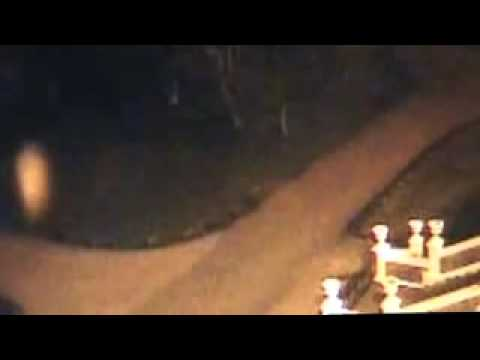 Ghostly Being Caught on CCTV Footage at Croxteth H...