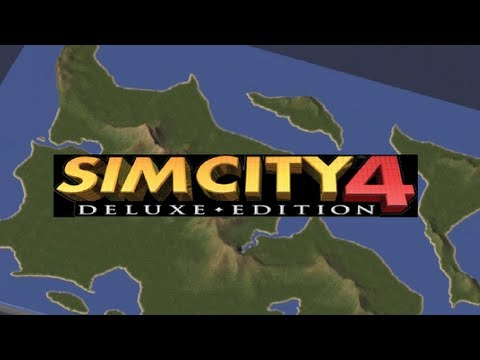Simcity 4 Ep 26 - Barrie, High Tech And Residential