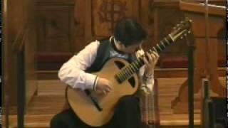 """Scott Sanchez Plays Joplin Rag """"The Easy Winners"""""""