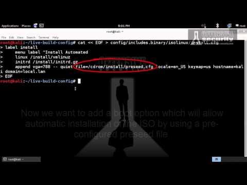 взлому kali linux инструкция по