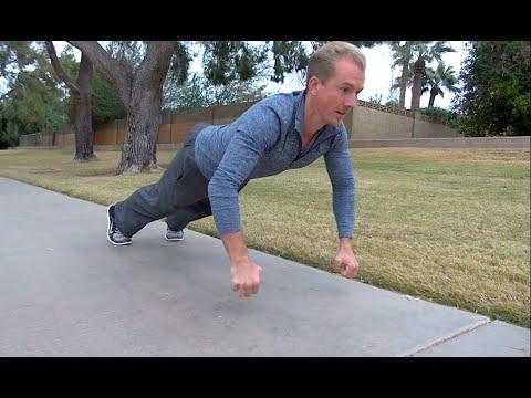 3 Secret Push-Ups Of The Kung Fu Warrior
