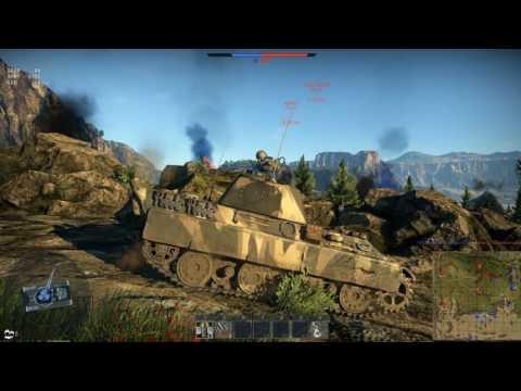 War Thunder - Panther II (Mini-Review)