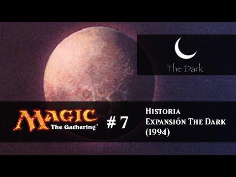 Magic The Gathering • Historia • Expansión • The Dark (1994) Parte 7