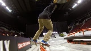 GoPro: Koston and Malto Street League Course Preview – Portland