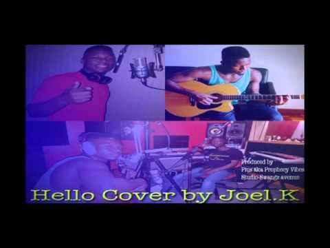 ADELE -Hello  Reggae cover by Joel.k