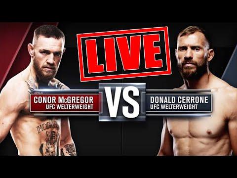 UFC 246 Live Stream - Conor McGregor Vs Donald Cerrone Reaction!