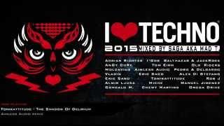 I LOVE TECHNO 2015 (mixed by Saga aka Mad T.)