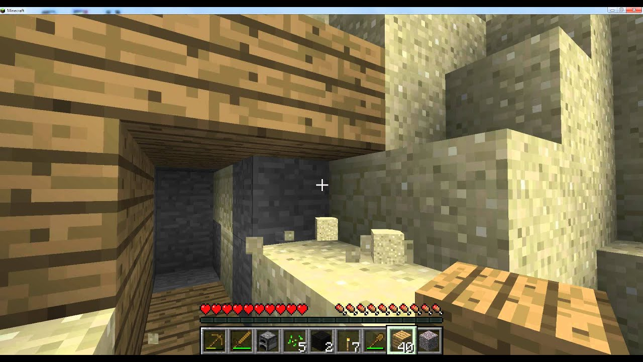 Comment cr er une belle maison dans minecraft s1 ep 1 youtube - Comment creer une belle maison ...