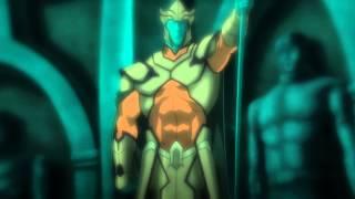 Лига Справедливости: Трон Атлантиды (Justice League: Throne of Atlantis) - Трейлер Rus