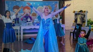 Show Musical de Frozen Renovado - Your Party Princess