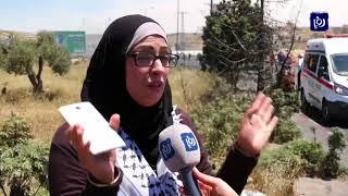 المواجهات متواصلة في الضفة الغربية احتجاجا على قرار نقل السفارة والمجازر التي ارتكبت في غزة