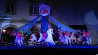 Venezuelan folk dance: Sangueo a San Juan