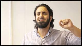 Hamza Tzortzis responds to Islamophobic attack